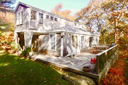 West Tisbury Martha's Vineyard vacation rental - Peaceful retreat for family and friends.