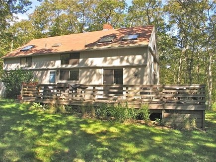 Chilmark Martha's Vineyard vacation rental - Quiet surroundings offer you a peaceful retreat like setting.
