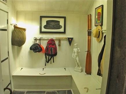 Chilmark Martha's Vineyard vacation rental - Store all your outdoor belongings in the welcoming mud room.