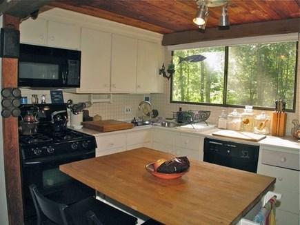 Chilmark Martha's Vineyard vacation rental - Well appointed kitchen.