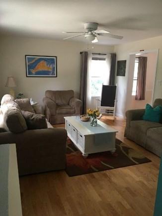 Oak Bluffs Martha's Vineyard vacation rental - Spacious Living Room