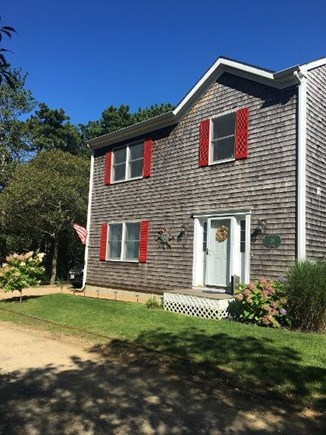 Oak Bluffs Martha's Vineyard vacation rental - Front of Home with Off Street Parking