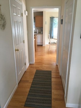 Oak Bluffs Martha's Vineyard vacation rental - Front Entrance Hallway