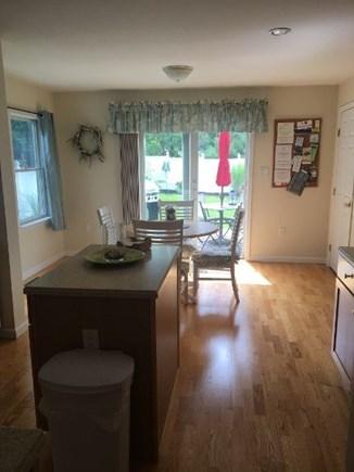 Oak Bluffs Martha's Vineyard vacation rental - Eat in Kitchen