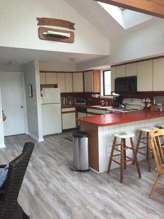 Katama - Edgartown, Edgartown-Katama Martha's Vineyard vacation rental - Open kitchen area with breakfast bar