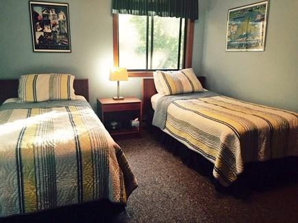 Katama - Edgartown, Edgartown-Katama Martha's Vineyard vacation rental - Twin bedroom