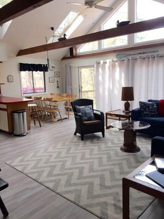 Katama - Edgartown, Edgartown-Katama Martha's Vineyard vacation rental - Great room