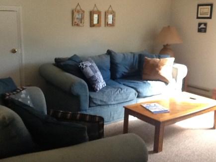 Katama - Edgartown, Edgartown-Katama Martha's Vineyard vacation rental - Cozy den with TV and DVD player