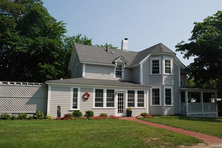 Edgartown Martha's Vineyard vacation rental - Charming 4 bedroom/2 bath home on the edge of the Village