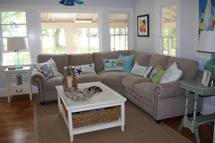 Oak Bluffs, East Chop  Martha's Vineyard vacation rental - Living Room