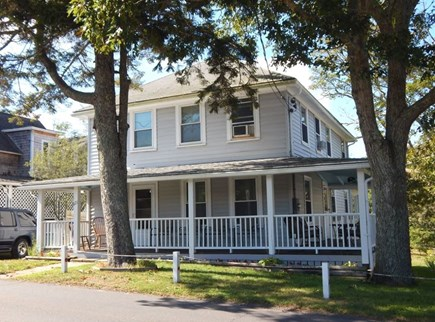 Oak Bluffs Martha's Vineyard vacation rental - Great In-Town Location with Parking