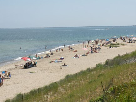 Oak Bluffs Martha's Vineyard vacation rental - Just a short distance to Inkwell Beach and State Beach