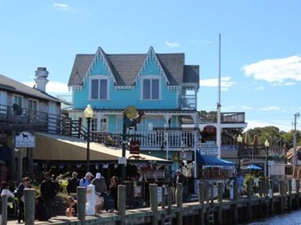 Oak Bluffs Martha's Vineyard vacation rental - Enjoy restaurants and shops near the Oak Bluffs harbor area