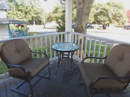 Oak Bluffs Martha's Vineyard vacation rental - Relax on the Wrap Around Front Porch
