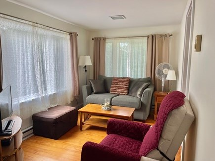 Oak Bluffs Martha's Vineyard vacation rental - One of Two Family Rooms with Television