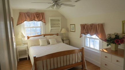 Edgartown Martha's Vineyard vacation rental - 2nd floor bedroom (queen bed)