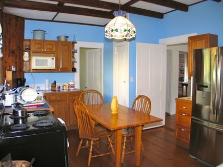 Edgartown Martha's Vineyard vacation rental - Updated kitchen with everything you need.