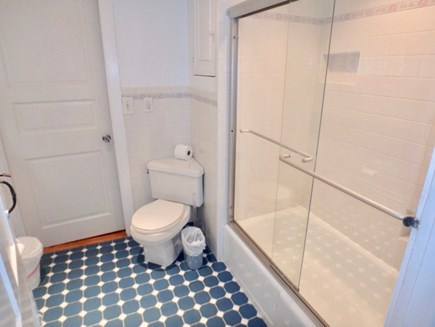 Edgartown Martha's Vineyard vacation rental - Full bath with shower on the first floor.  Another upstairs.