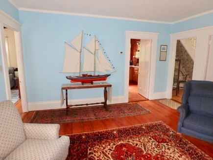 Edgartown Martha's Vineyard vacation rental - Interesting artwork throughout the home