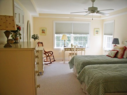 Harthaven Oak Bluffs Martha's Vineyard vacation rental - 1 (of the 2) 2nd FL mid-house BRs. 2 twins or a king-your choice!