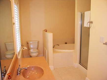 Harthaven Oak Bluffs Martha's Vineyard vacation rental - Same BR's full BA w/ tub and separate shower stall