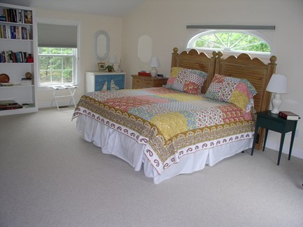 Harthaven Oak Bluffs Martha's Vineyard vacation rental - 2nd FL king BR w/ private staircase