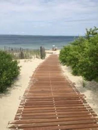 Lambert's Cove, West Tisbury Martha's Vineyard vacation rental - Boardwalk to Lambert's Cove Beach just 1.3 miles away