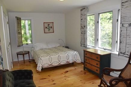 Lambert's Cove, West Tisbury Martha's Vineyard vacation rental - 1st floor Queen bedroom