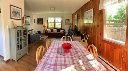 Oak Bluffs Martha's Vineyard vacation rental - Living Room—Couches, TV with Cable