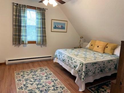 Oak Bluffs Martha's Vineyard vacation rental - Bedroom—Upstairs, Queen size bed, Closet