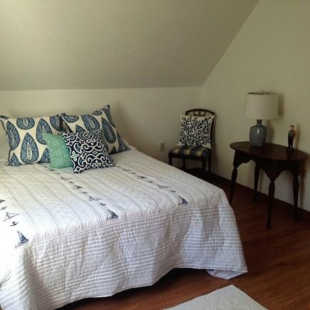 Oak Bluffs Martha's Vineyard vacation rental - Bedroom - Upstairs, Queen size bed, Closet