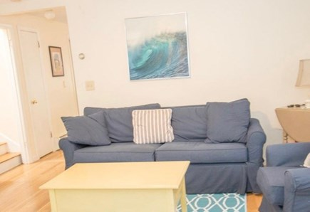 Oak Bluffs Martha's Vineyard vacation rental - Comfortable seating to rest between trips to the beach and town
