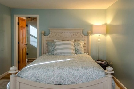 Katama - Edgartown, Edgartown Martha's Vineyard vacation rental - Master Bedroom, Queen, Private Bath. 1st Floor