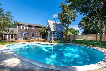 Vineyard Haven Martha's Vineyard vacation rental - Vineyard Haven Cape With Pool