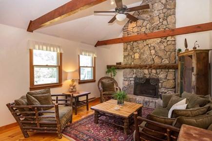 Vineyard Haven Martha's Vineyard vacation rental - Looking Across Living Room
