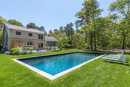 Katama - Edgartown Martha's Vineyard vacation rental - Designer Beach House With Pool In Katama