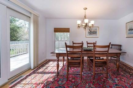 Edgartown Martha's Vineyard vacation rental - Dining Area Seating