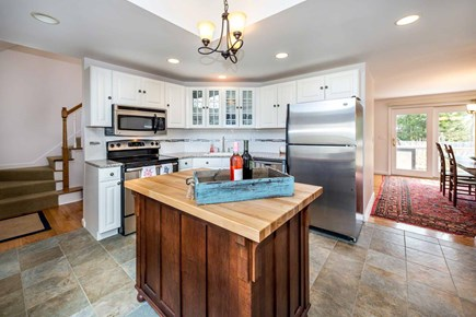 Edgartown Martha's Vineyard vacation rental - The Sweet Retreat Kitchen Has Just Been Renovated