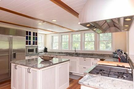West Tisbury Martha's Vineyard vacation rental - Kitchen Features Professional Grade Stainless Steel Appliances