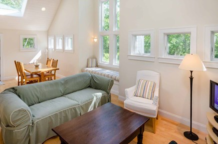 West Tisbury Martha's Vineyard vacation rental - View Toward Dining Area
