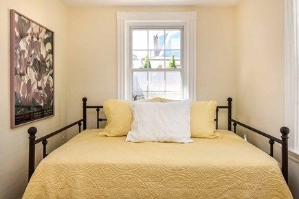 Edgartown Village Martha's Vineyard vacation rental - Bedroom 2 Has Twin Trundle