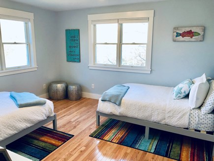 Oak Bluffs Martha's Vineyard vacation rental - This 2nd floor bedroom contains 2 full-sized beds