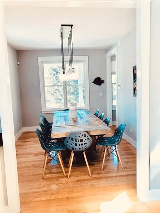 Oak Bluffs Martha's Vineyard vacation rental - The dining room has seating for 10