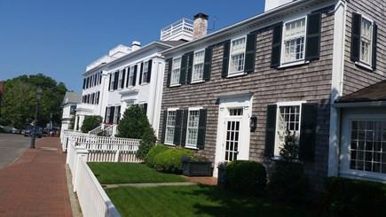 Edgartown Martha's Vineyard vacation rental - Whaling Captains' homes on N. Water Street, Edgartown