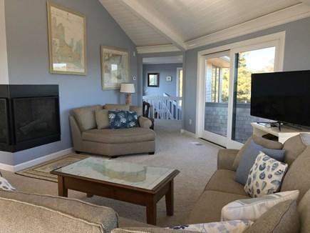 Chappaquiddick, Wasque Point Martha's Vineyard vacation rental - Living area