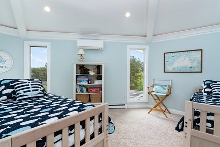 Chappaquiddick, Wasque Point Martha's Vineyard vacation rental - Second floor bedroom