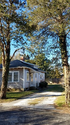 Edgartown Martha's Vineyard vacation rental - View from street