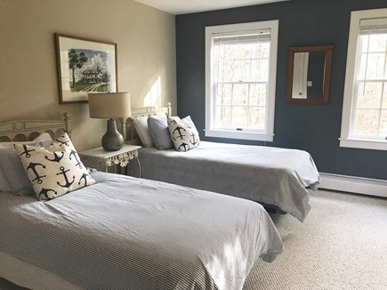 Vineyard Haven Martha's Vineyard vacation rental - Bedroom with 3 twins