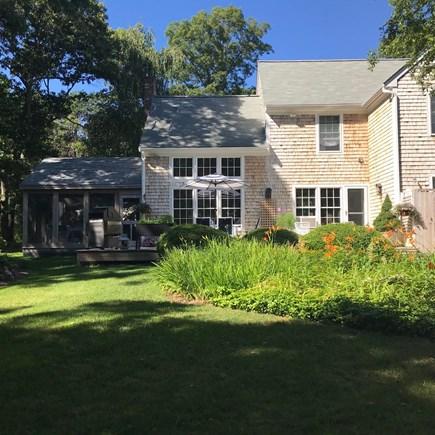 Vineyard Haven Martha's Vineyard vacation rental - Welcome,large deck, outside shower, gardens