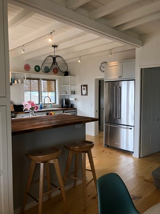 Oak Bluffs Martha's Vineyard vacation rental - Open kitchen is well-stocked, pro-style appliances.